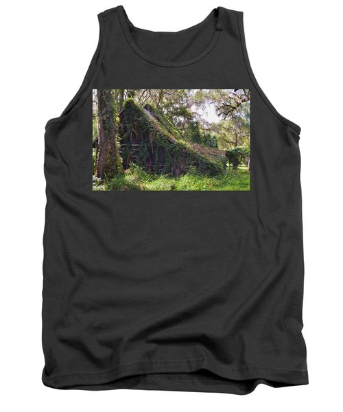 Returning To Nature Tank Top