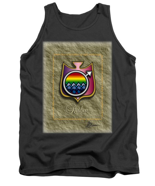 Reuben Shield Shirt Tank Top