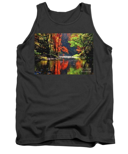 Revealed Tank Top by Sheila Ping