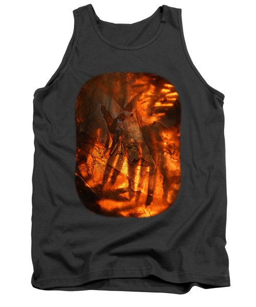 Tank Top featuring the photograph Revelation by Sami Tiainen