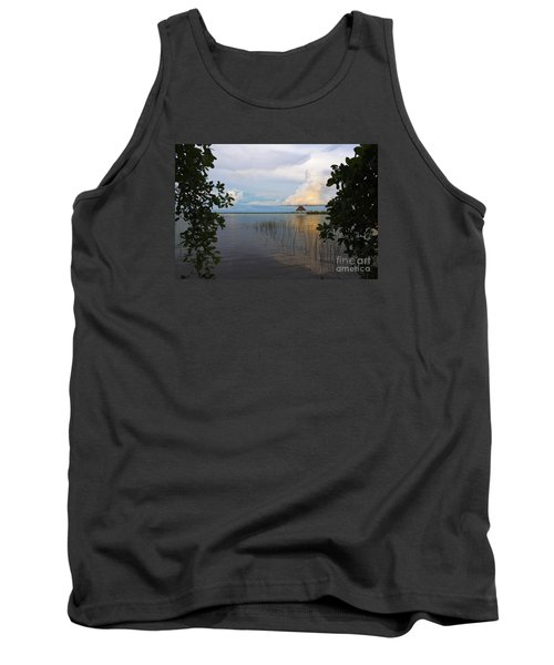 Tank Top featuring the photograph Revealing The Lagoon by Yuri Santin