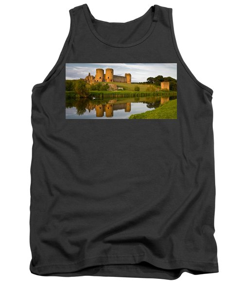 Rhuddlan Castle Tank Top