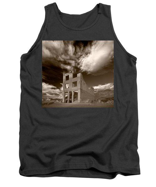 Rhyolite Nevada Ghost Town Tank Top