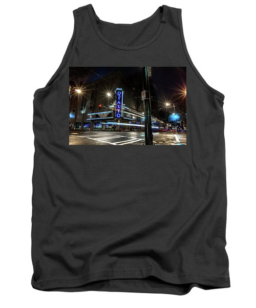 Rialto Theater Tank Top