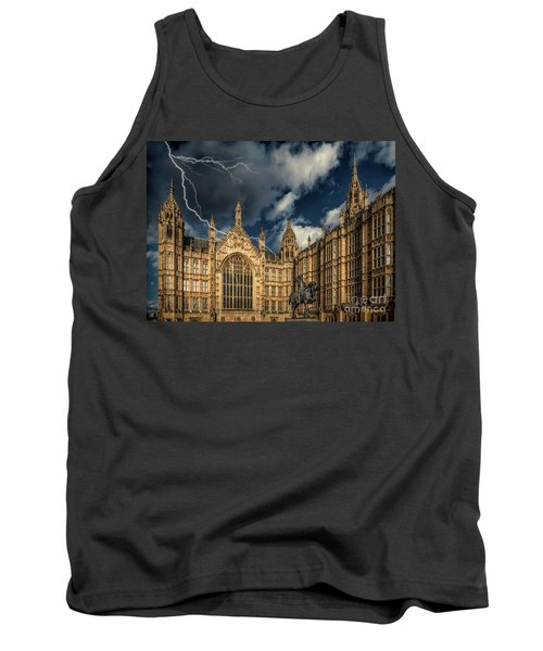 Tank Top featuring the photograph Richard The Lionheart by Adrian Evans