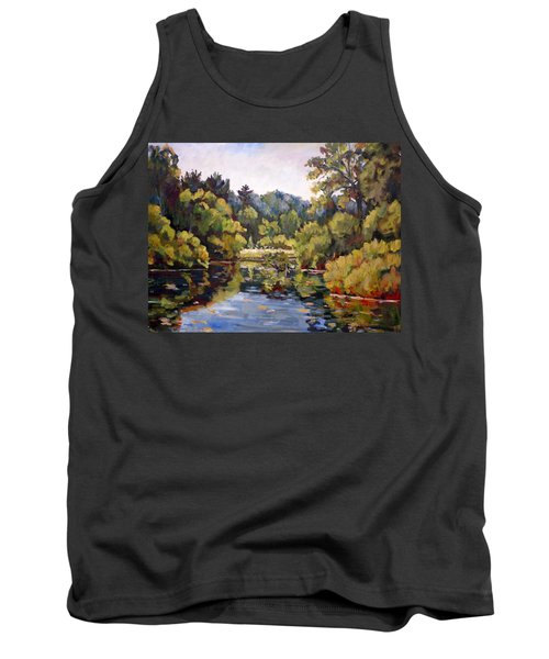 Richard's Pond Tank Top