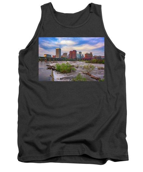 Richmond Skyline Tank Top