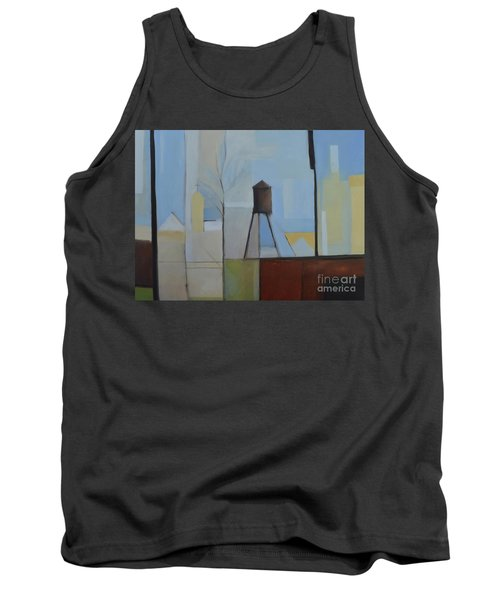 Ridgefield Tank Top by Ron Erickson