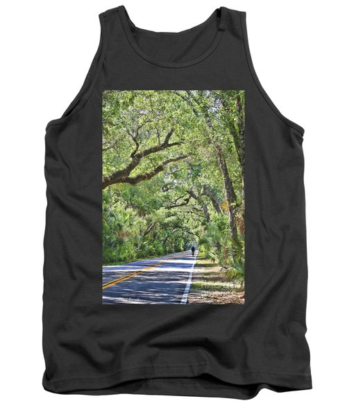 Riding The Ormond Loop Tank Top