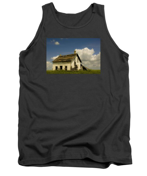 Riel Rebellion Period Farm House Tank Top by Ellery Russell