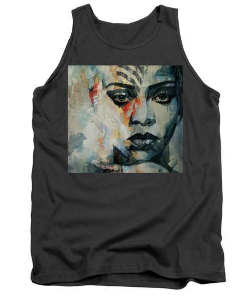 Rihanna What's My Name  Tank Top
