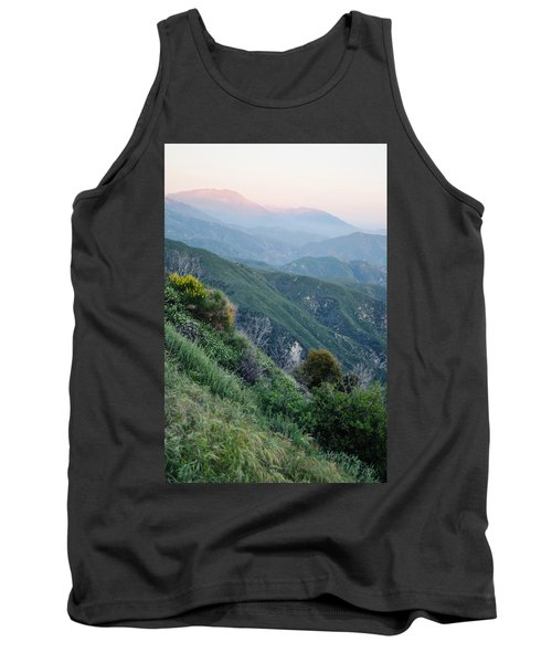 Tank Top featuring the photograph Rim O' The World National Scenic Byway II by Kyle Hanson