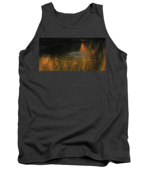 Rings And Reflections Tank Top