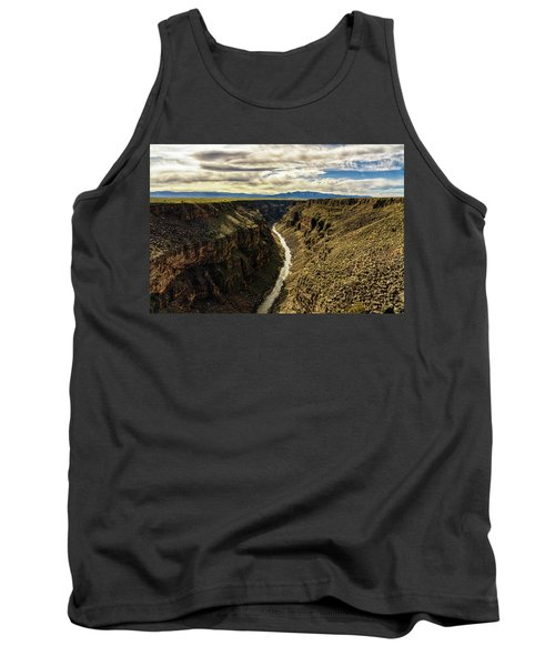 Rio Grande Gorge  Tank Top