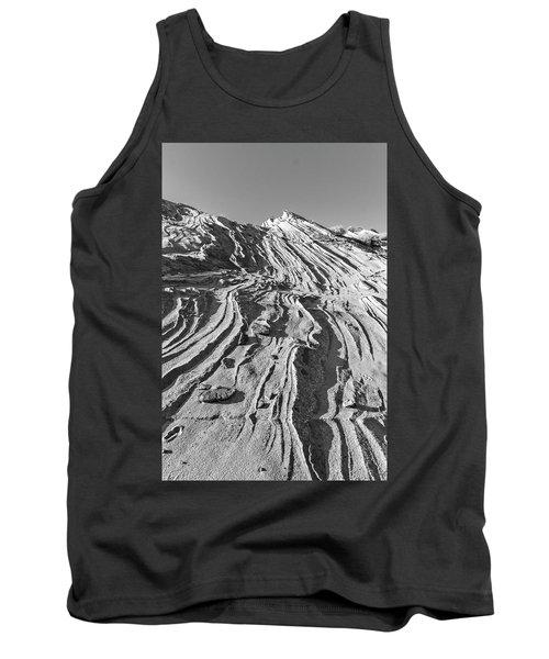 Rippled Sandstone At Waterhole Canyon Tank Top