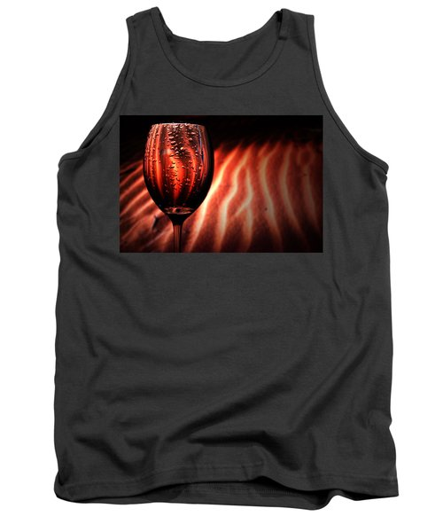 Ripples And Droplets Tank Top