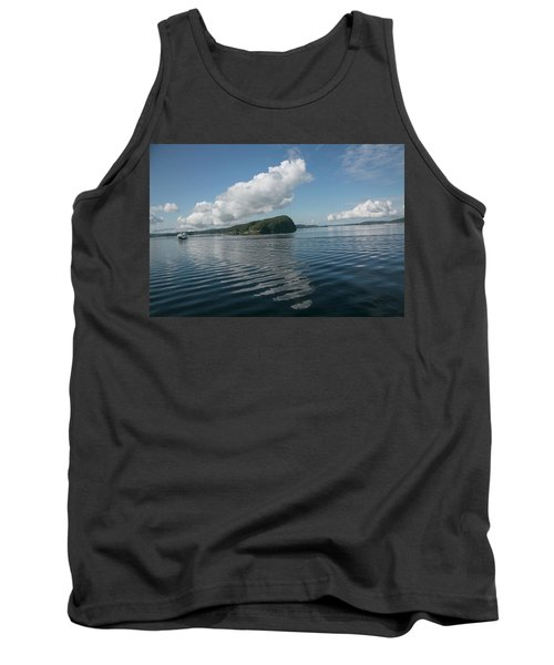 Tank Top featuring the photograph Ripples by Elvira Butler