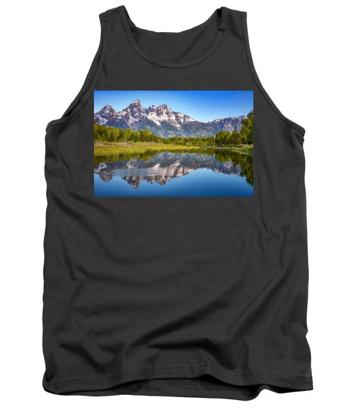 Ripples In The Tetons Tank Top