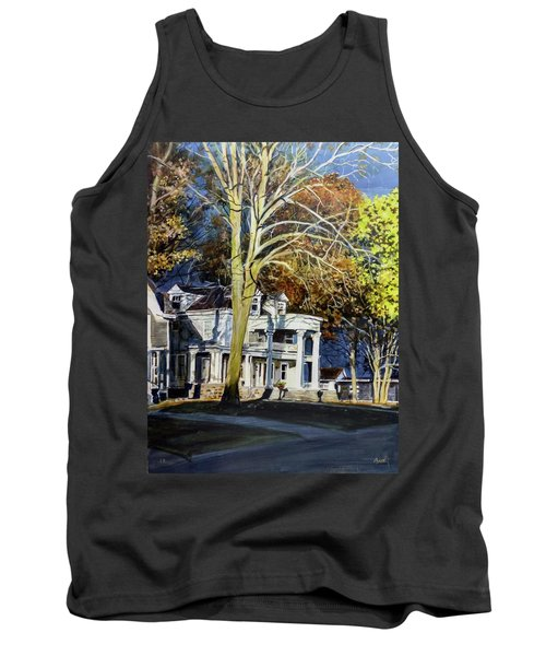 Rise Above The Storm Tank Top