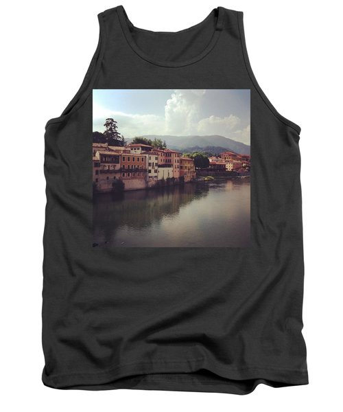 Rise And Shine #bassanodelgrappa Tank Top
