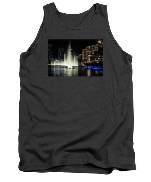 Rise Tank Top by Michael Rogers