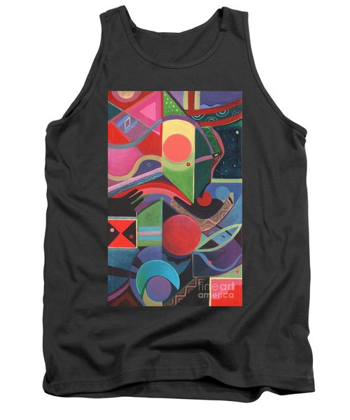 Rising Above And Synergy 2 Tank Top