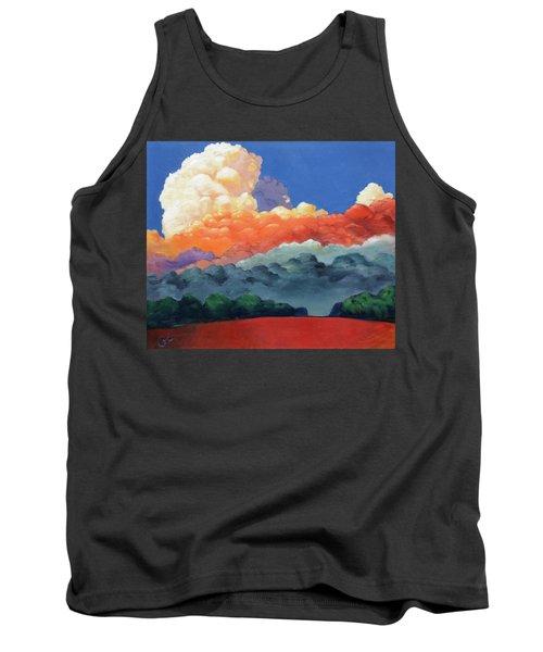Rising High Tank Top by Gary Coleman