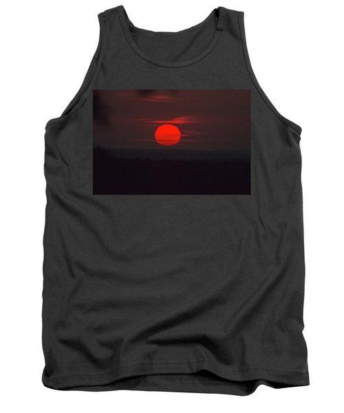 Rising Sun In Texas Tank Top