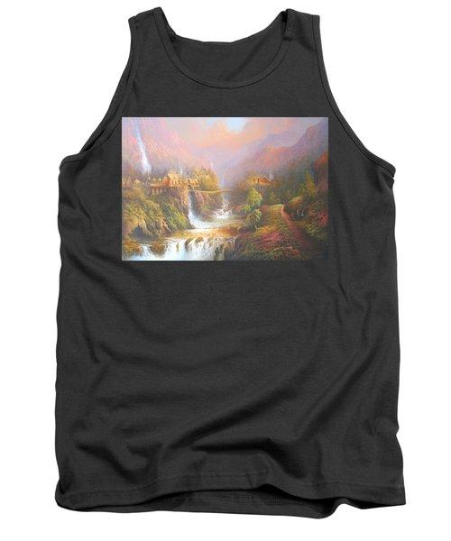 Rivendell Tank Top by Joe Gilronan