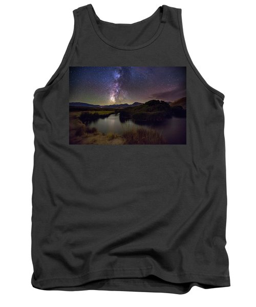River Bend Tank Top by Tassanee Angiolillo