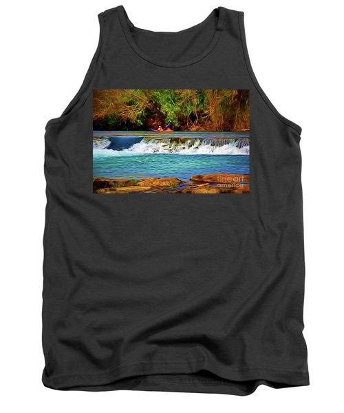 River Good Times 121217-1 Tank Top