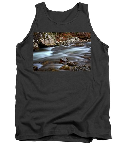 River Magic Tank Top by Douglas Stucky