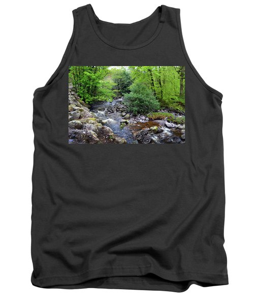 River Mahon Waterford Ireland..jpg Tank Top by Terence Davis