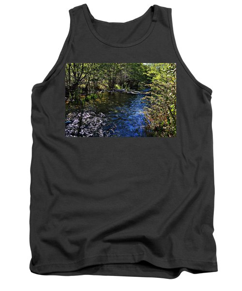 River Of Peace Tank Top