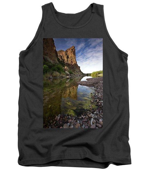 River Serenity Tank Top