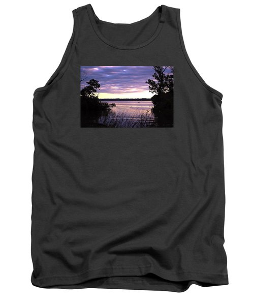 River Sunrise Tank Top