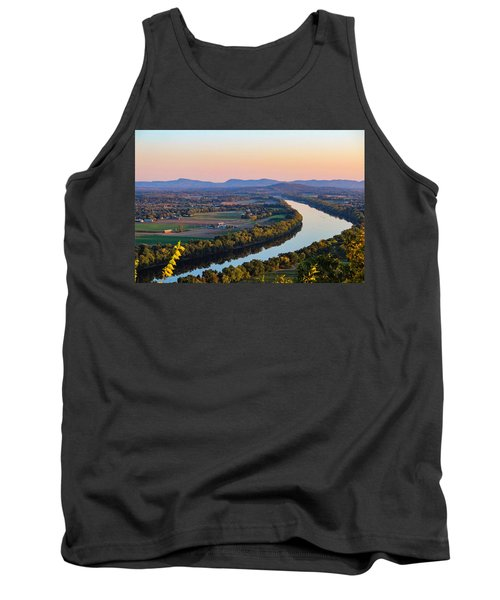 Connecticut River View  Tank Top