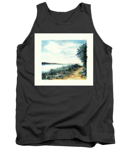 River Walk Tank Top by Heidi Kriel