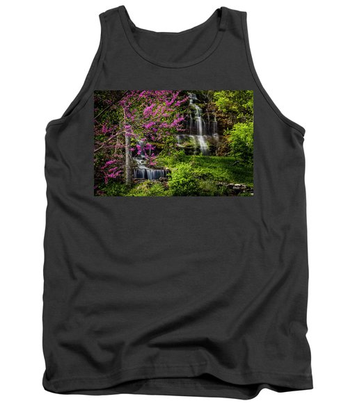 Rivercut Waterfall Tank Top
