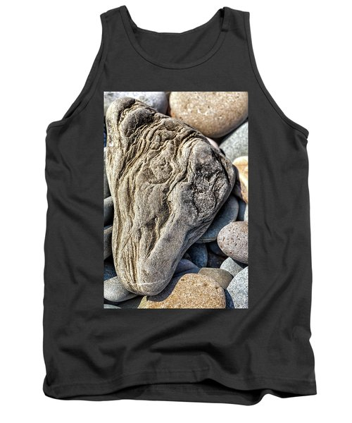 Rivered Stone Tank Top