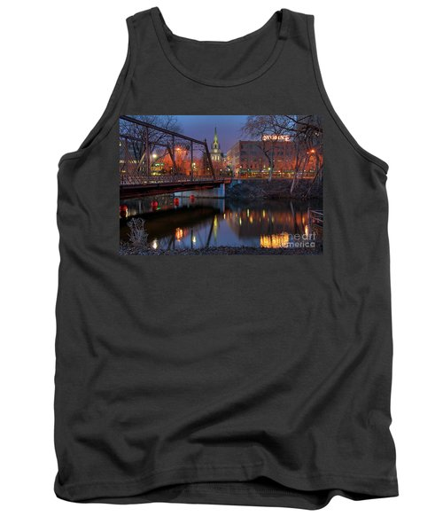 Riverplace Minneapolis Little Europe Tank Top