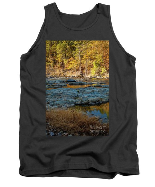 Tank Top featuring the photograph Riverside by Iris Greenwell
