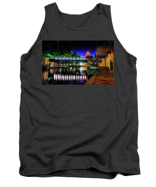 Riverwalk Bridge Tank Top