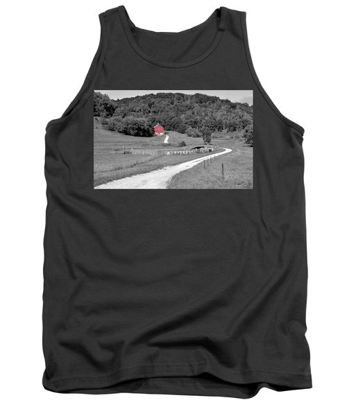 Road To Red Tank Top