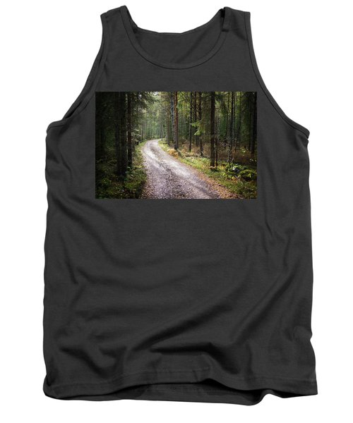Road To The Light Tank Top