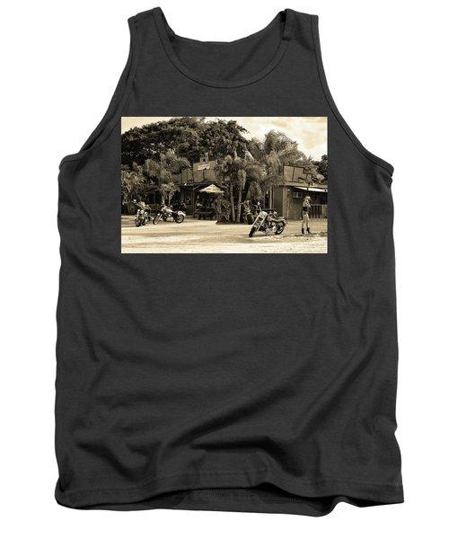 Roadhouse Tank Top