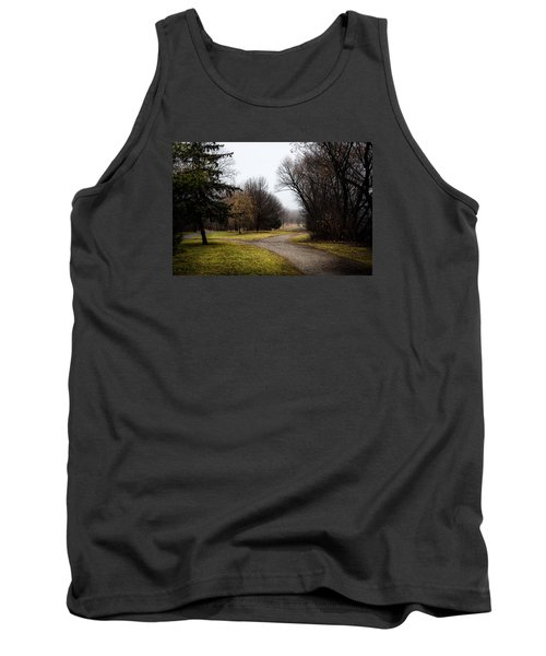 Roads To Nowhere Tank Top by Celso Bressan