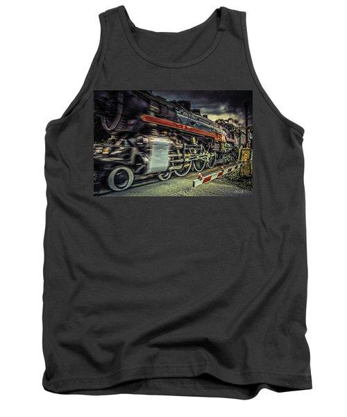Roaring Past Tank Top