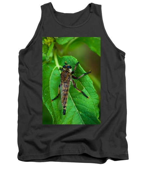 Robber Fly 1 Tank Top