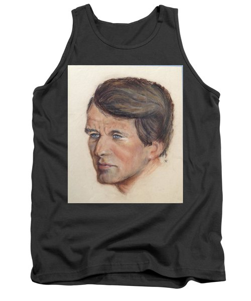 Robert Kennedy Tank Top by Anthony Ross